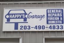 Happy's Garage