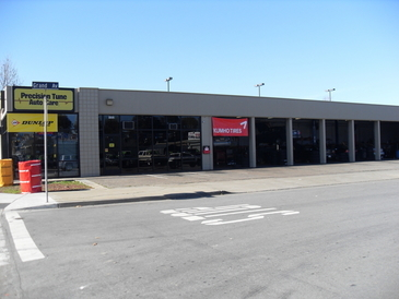 Precision Tune Auto Care - FRONT OF STORE CLEAN AND AND FRIENDLY