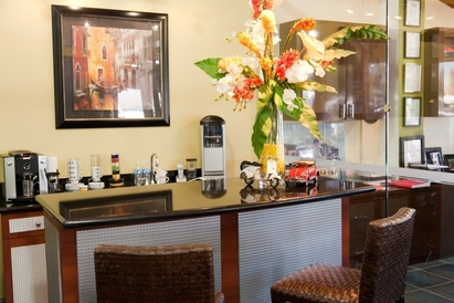 Foreign Affairs Auto - Comfortably sit at our very own Espresso Bar while you wait for your vehicle being serviced.