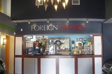 Foreign Affairs Auto - Our Service Reception