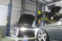 Foreign Affairs Auto - Our Bosch Certified Service department is proud to continually invest in the absolute latest diagnostic equipment and is staffed by a team of highly skilled factory-trained technicians.