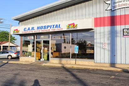 Bill White's Car Hospital - Bill White's C.A.R. Hospital Inc 303 N 7th St DeKalb, IL. 60115