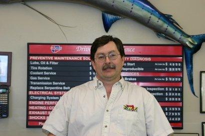 Bill White's Car Hospital - Bill White, owner
