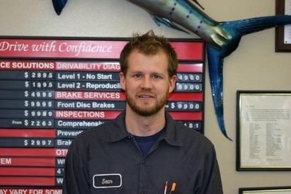 Bill White's Car Hospital - Sean Condon, lead technician