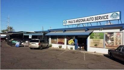 Paul's Arizona Auto Service