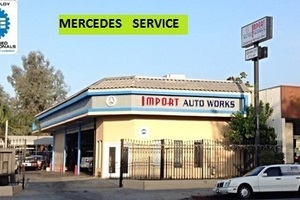 Import Auto Works | Mercedes Service