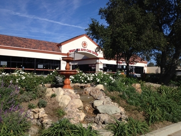 Preferred Auto Centre - view from thousand oaks blvd. (front entrance)