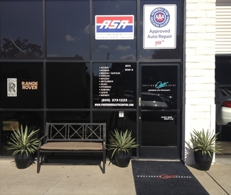 Preferred Auto Centre - entrance front office