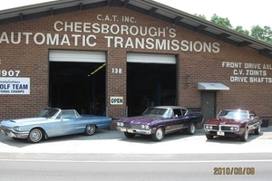 Cheesborough's Automatic Transmissions