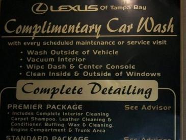 Lexus of Tampa Bay