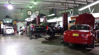 Ginachos Automobile Service Inc