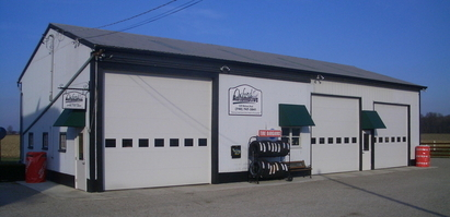 Oxford Automotive - Our shop