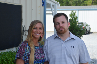 Evans Automotive Service Center - The front office crew