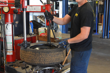 Evans Automotive Service Center - Tire Repair and new tire sales