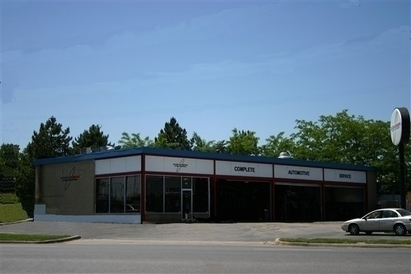 Sci-Tech Automotive - This is our shop at Raytown Road and 350 highway, right next door to Burger King