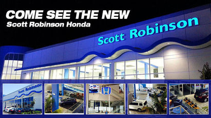 Scott Robinson Honda