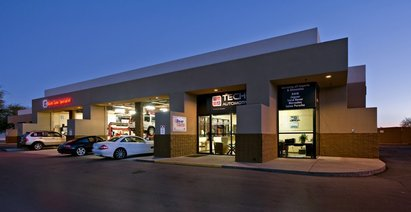 Tech Plus Automotive