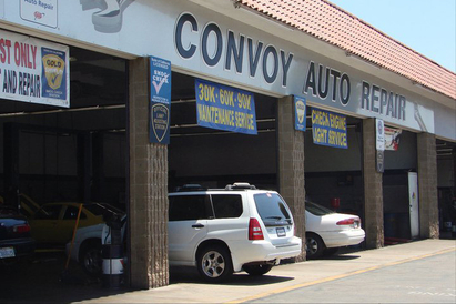 Convoy Auto Repair & Towing