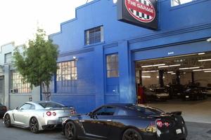 The Garage - San Francisco