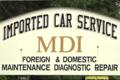 MDI Imported Car Service