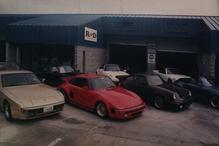 R & D Motorsports - Porsche Heaven!