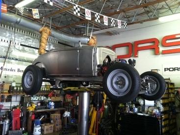 R & D Motorsports - Rick's hotrod