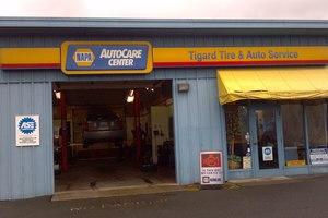 Tigard Tire And Auto Service
