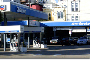 Pacific Heights Chevron Auto Repair