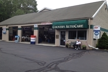 Country Auto Care & Tire Center - Just look for the green canopy of Country Auto Care
