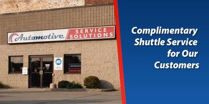 Automotive Service Solutions