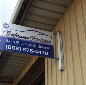 Performance Auto Care Center Inc