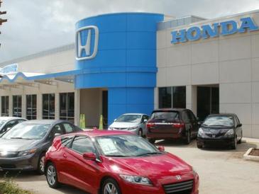 Hendrick Honda Daytona