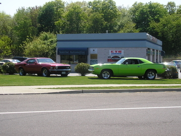 Sonrise Automotive - We are on the South West corner of Sunrise Highway and Commack Road in Islip, NY