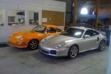 Bauer Porsche Repair