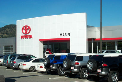 Toyota Scion Marin