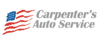 Carpenter's Auto Service - This is the Carpenter's Auto Service logo, which embodies our family-owned values and patriotism.
