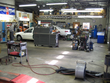 Carpenter's Auto Service - Carpenter's Auto Service employs ASE Certified technicians that work with the latest automotive repair tools and technology.