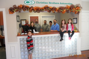 Christian Brothers Automotive - Amarillo