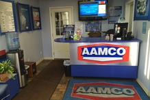 AAMCO Transmissions & Auto Repair Shop - Call James our shop manager today with any questions you might have, he looks forward to helping customers with auto repair needs.  He has many financing programs available to help you pay over time.