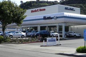 Marvin K. Brown Auto Center