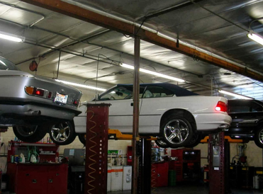 Garber's BMW Volvo Specialists