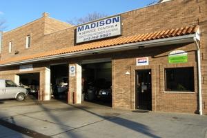 Madison Service Center