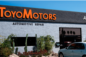 ToyoMotors | Hybrid Specialist