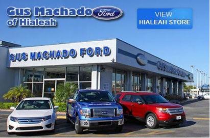 Gus Machado Ford