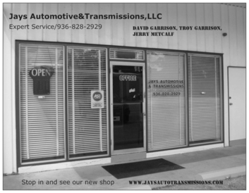 Jays Automotive & Transmissions - We welcome everyone