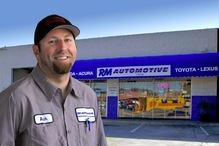 RM Automotive - Rich Wilson, comes to us with many years of experience as a service advisor in automotive service industry and proven track record of making people feel at ease through the auto repair process.