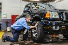 The Auto Shop - We provide a complete selection od detail services including headlight restoration.