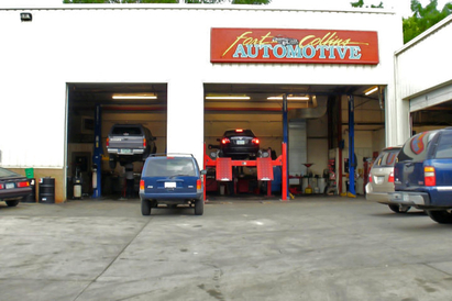 Fort Collins Muffler & Automotive - We have 12 bays to serve you right in the middle of Fort Collins.
