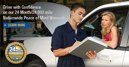 Express Auto Repair - Express Auto Repair offers the Best Nation-Wide Warranty in the industry