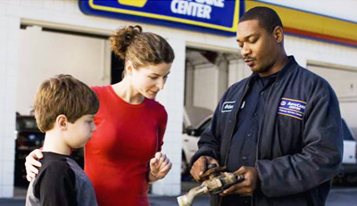 Express Auto Repair - Express Auto Repair takes the time to explain all needed repairs & service.